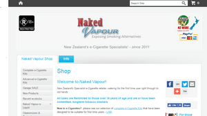 Naked Vapour